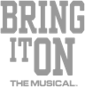 Bring It On The Musical logo